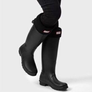 Hunter Fleece Original Boot Socks